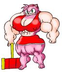 Master Muscled Amy by zatchbell19