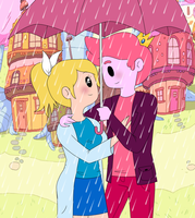 Caught in the Rain by AlwaysForeverHailey