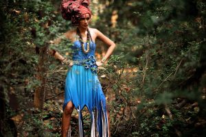 African Charm 5 by theartofrex