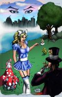 alice and wonderland by rcardoso530