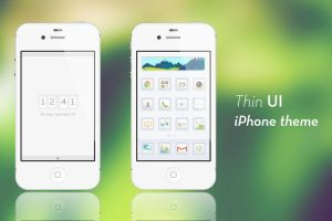 Thin UI theme (NFR again) by ymme1st