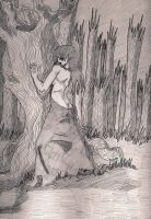Lady Of The Forest by JTHMFrAeK