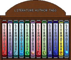 Gemstone Author Tags by Azure-Dallas