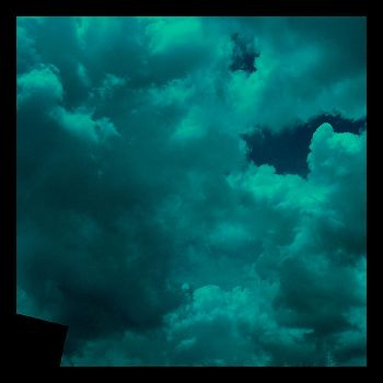 A Turquoise Explotion by vicexversa