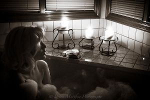 Bubble Bath No 3 by BrianMPhotography