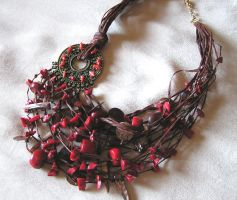 necklace 86 by KirkaLovesJewels