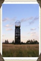 Old Parachute Tower by maadobs-garden