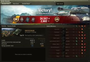 Type 58, Over 3k Dmg by SOS101