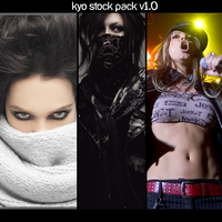 Kyo Stock Pack v1.0 by magoshadow