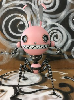 Da Pink Rabbot by e47art