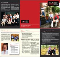 ABSA Roll-fold Brochure by Cixxy
