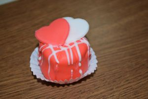 Marshmallow gift: Hearts and chocolat by Kibu-land