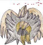 ORIGINAL CYBEAST SYMBOL COLOR OLD DRAWING 9 BY ME by DEVIOUS-DISCORD-RP