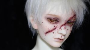 Switch Soseo Scar Face up by Light Limner by lightlimner