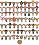 Chopper Dress Up Game: Character Chart by evilfuzzle2