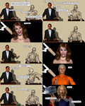 Presidential Debate 2012 by LordSnot