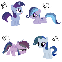 Twidash Adopts (CLOSED) by FinalSmashPony