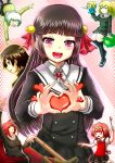 OniAI : Akiko and friends by Arkfield