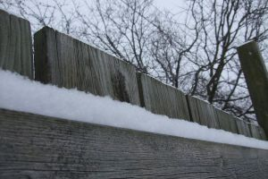 snowfence.... by itsclaimed