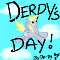 Derpy's Day 1 by starlightv