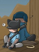 TF2: Napping with you by wandamagick