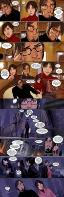 death vigil pages 13,14 by nebezial