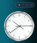Simple Clock by Nemed