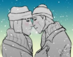Cold outside by limpet666