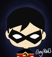 Robin Chibi by Ebony-Rose13