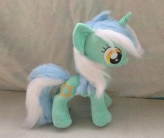 Lyra faux fur (with hoodie) for sale by Epicrainbowcrafts
