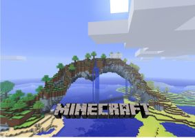 Minecraft Wallpaper by Minecrafter321