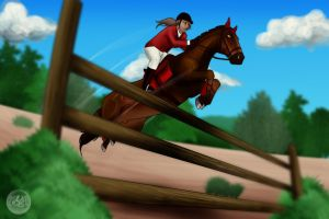 RPS Showjumping - $Contest$ by Pestdoktor