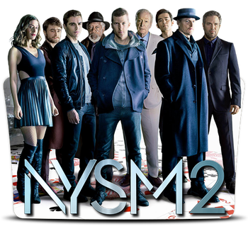 Now You See Me 2 (2016) v2 by DrDarkDoom