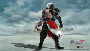 Nightmare - Soul Calibur 5 - 12 by SOLDIER-Cloud-Strife