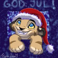 God Jul by tigon