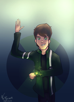 Ben 10 by VicTycoon