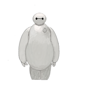 Baymax by Demibowties