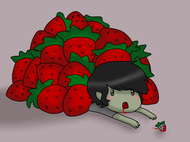 Strawberry Avalanche by superfannn