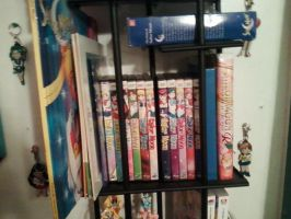Sailor Moon Book and Anime 11.7.11 by aliciamarie923