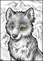 ACEO - Cally by jrtracey