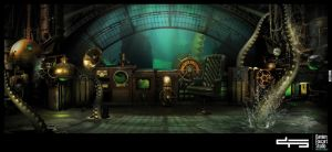 the world of jules verne by DFS-studio