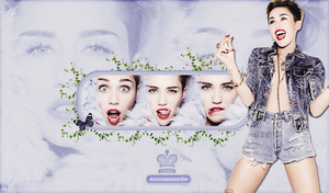 Wallpaper |Miley| by OurHeartOfLove