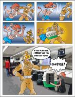 AFL 4: Round 3 by Gpapanto