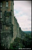 Stirling Castle (Scotland, UK) by anisia-gypsy