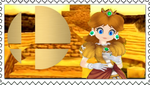 Daisy for smash bros stamp by blackthunder040997
