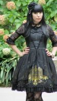 Le Jardin de Versailles - Outfit by Lucy by LucyWindrunner