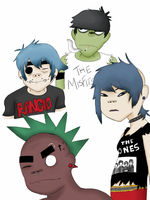 Just some punks by LondonWave