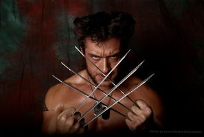 Wolverine cosplay 7 by Fatalis-Polunica