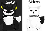 Stitches and Patches by Fireballolivia312