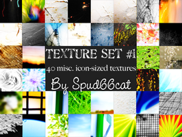 Texture set 1 by spud66cat